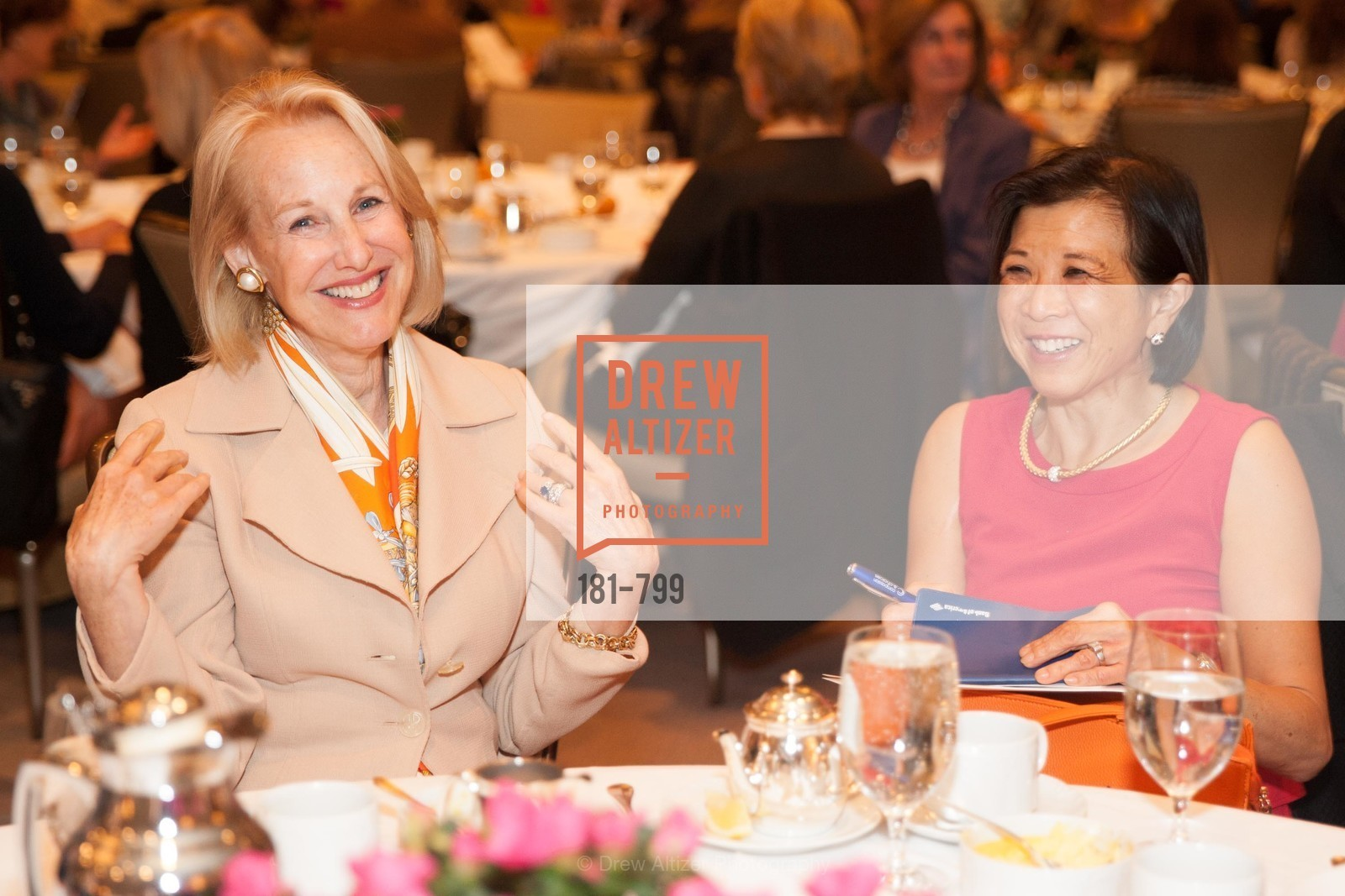 Alex Leitstein, Melinda Yee Franklin, COMPASSION & CHOICES - Empowerment Luncheon, US, April 24th, 2015