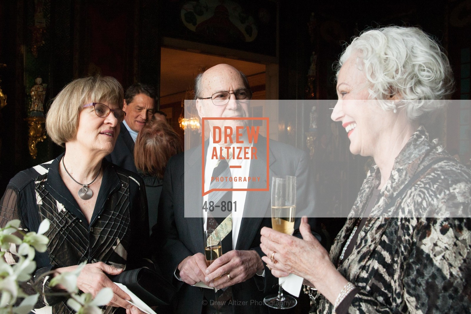 Janice Bell Kaye, Kenneth Kaye, Martha Lewis, GETTY Hosts Leakey Foundation Dinner, US, April 24th, 2015,Drew Altizer, Drew Altizer Photography, full-service agency, private events, San Francisco photographer, photographer california