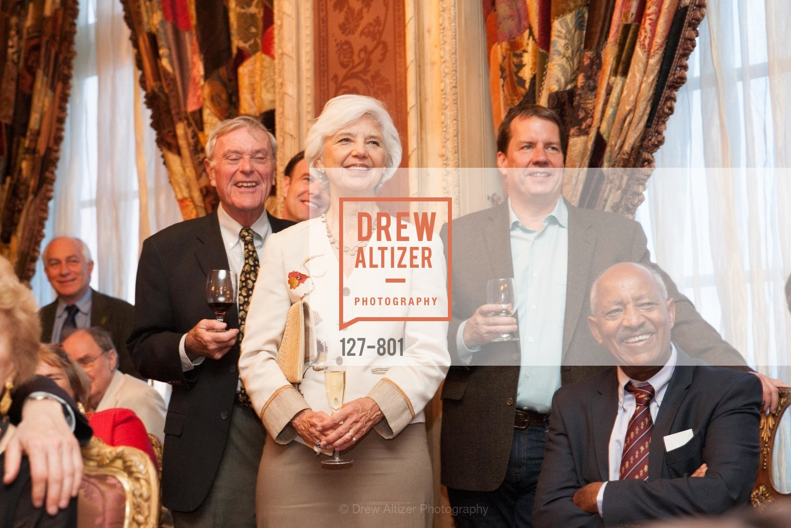 Clem Shute, Sherry Shute, Derhame Asfaw, GETTY Hosts Leakey Foundation Dinner, US, April 24th, 2015,Drew Altizer, Drew Altizer Photography, full-service agency, private events, San Francisco photographer, photographer california