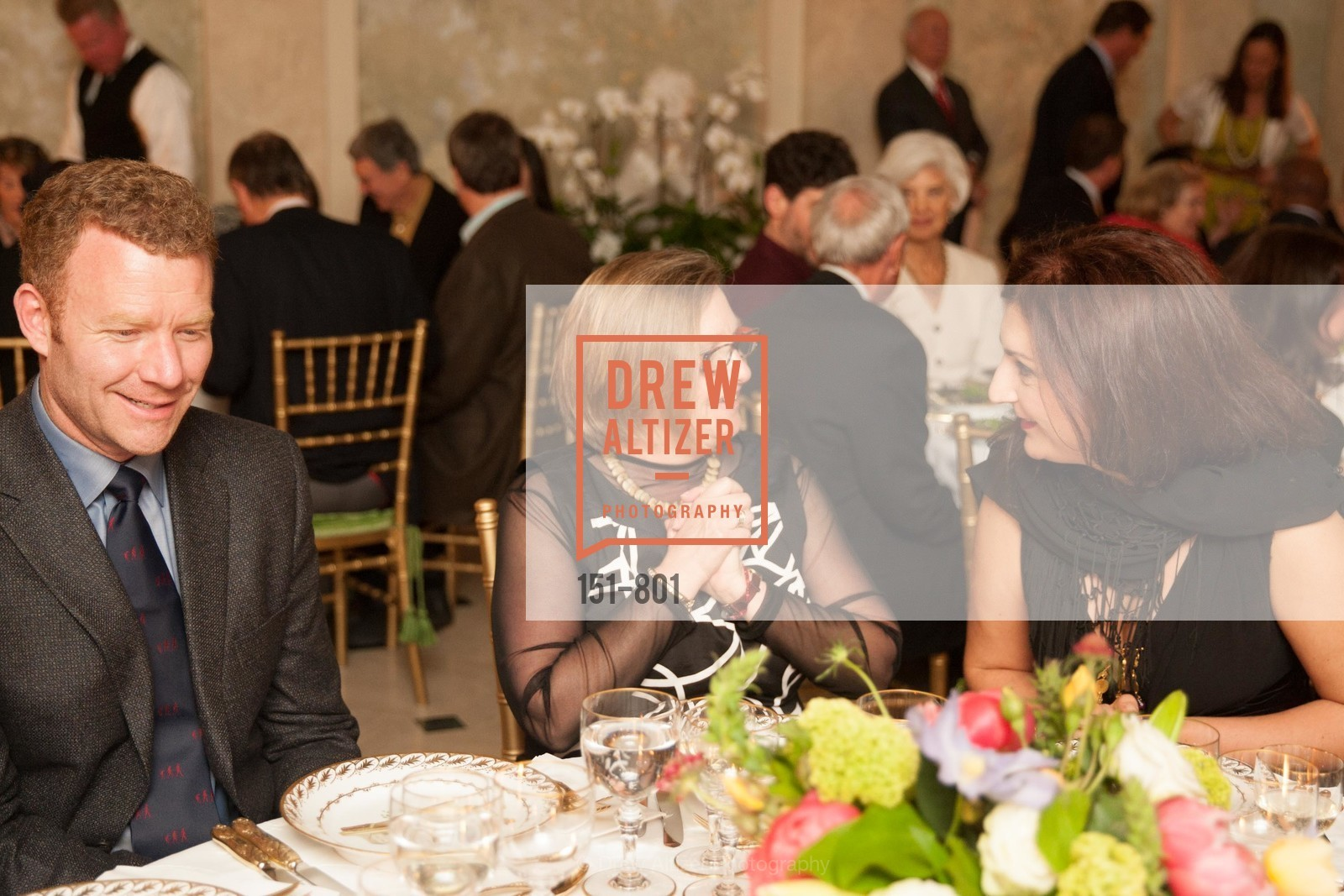 Martin Muller, Janice Bell Kaye, Anna Bayat King, GETTY Hosts Leakey Foundation Dinner, US, April 23rd, 2015,Drew Altizer, Drew Altizer Photography, full-service agency, private events, San Francisco photographer, photographer california