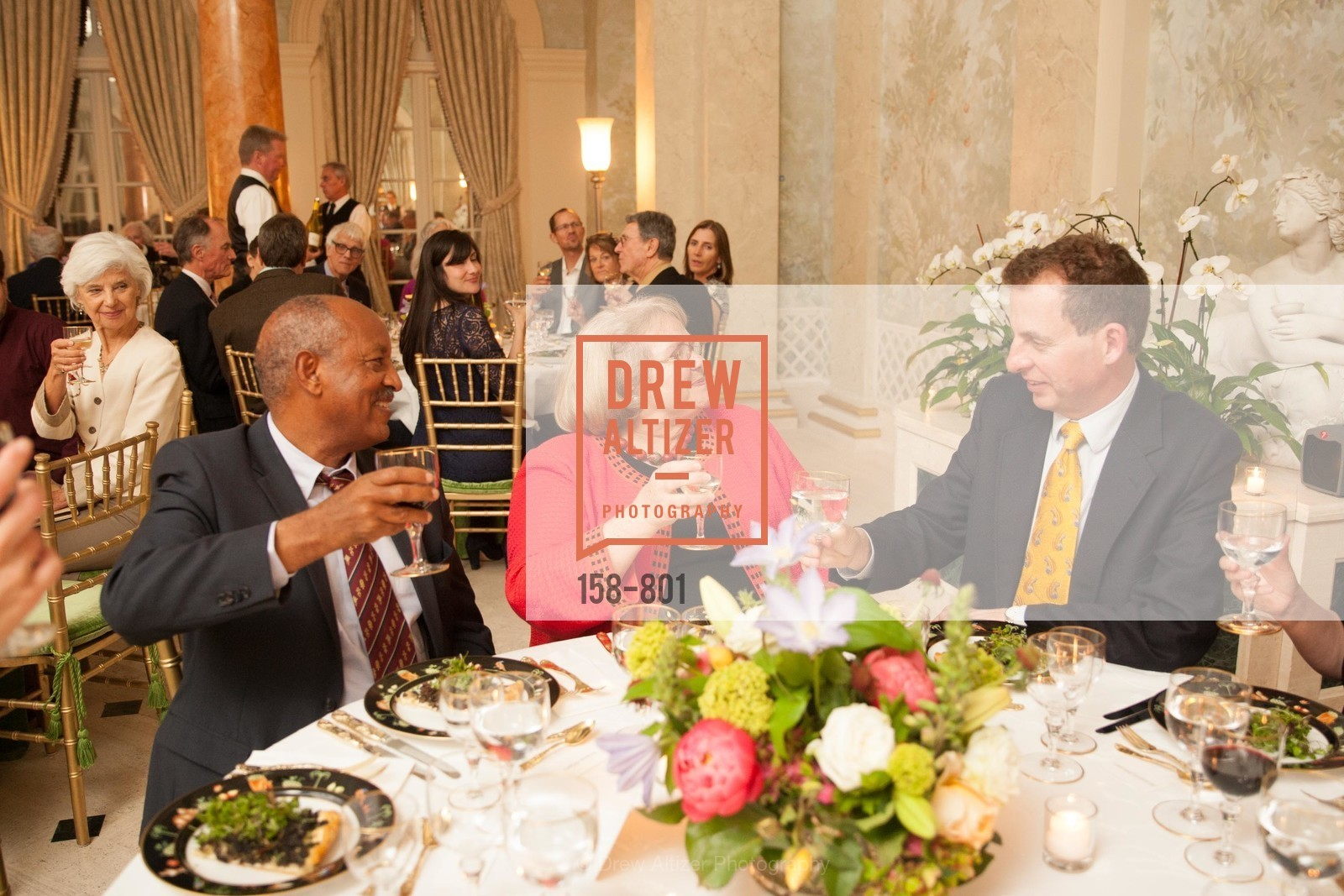 Derhame Asfaw, Camilla Smith, Brian Howell, GETTY Hosts Leakey Foundation Dinner, US, April 23rd, 2015,Drew Altizer, Drew Altizer Photography, full-service agency, private events, San Francisco photographer, photographer california