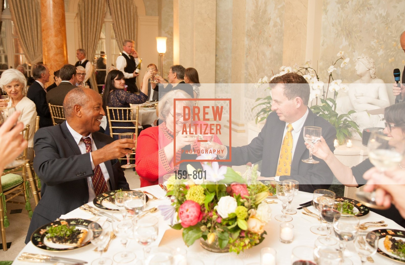 Derhame Asfaw, Camilla Smith, Brian Howell, GETTY Hosts Leakey Foundation Dinner, US, April 24th, 2015,Drew Altizer, Drew Altizer Photography, full-service agency, private events, San Francisco photographer, photographer california
