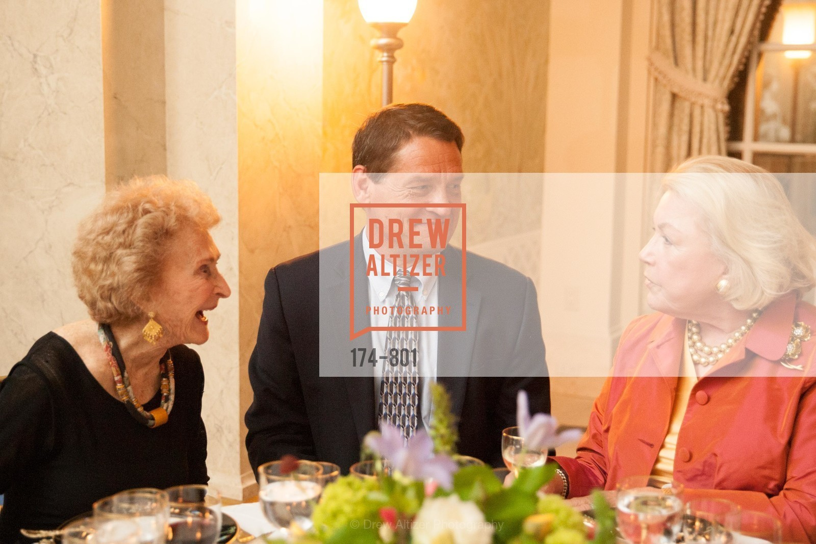 Betty Howell, Rob Blumenschine, Kay Woods, GETTY Hosts Leakey Foundation Dinner, US, April 24th, 2015,Drew Altizer, Drew Altizer Photography, full-service agency, private events, San Francisco photographer, photographer california