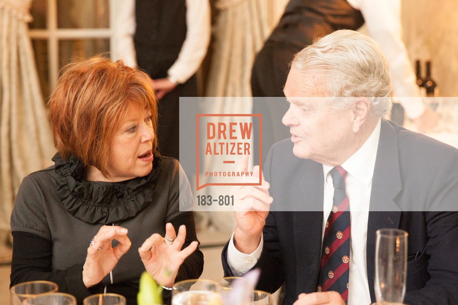 Kitty Omura, Bill Richards, GETTY Hosts Leakey Foundation Dinner, US, April 23rd, 2015,Drew Altizer, Drew Altizer Photography, full-service agency, private events, San Francisco photographer, photographer california