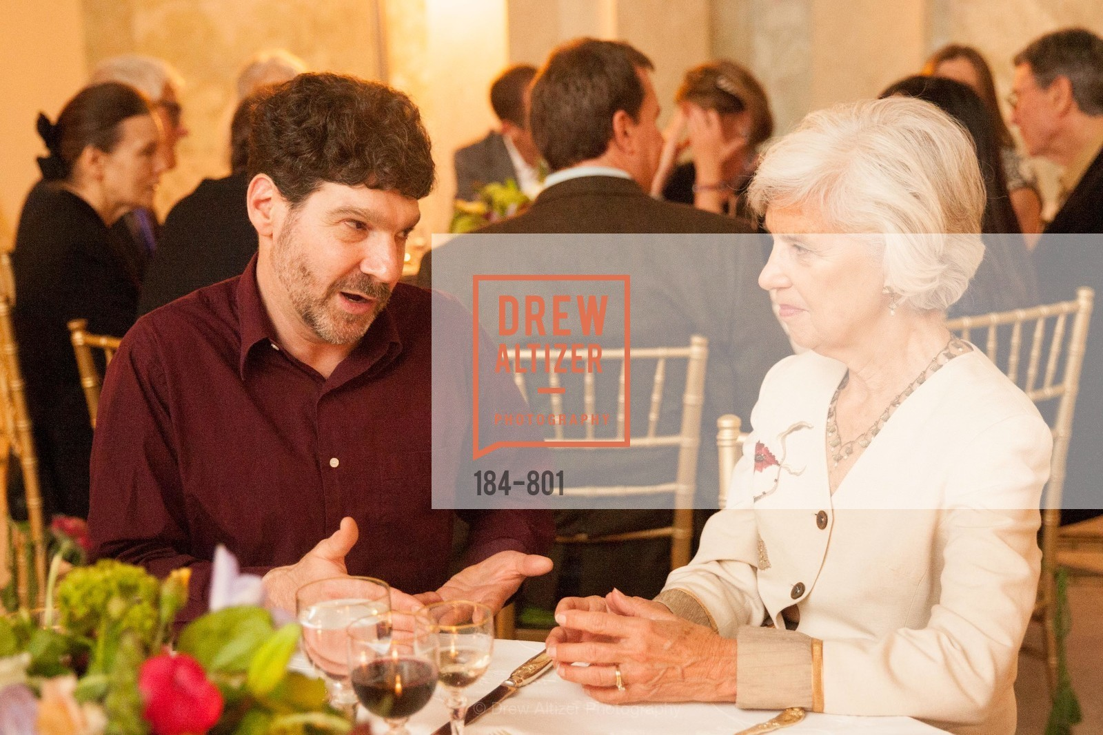 Bret Weinstein, Sherry Shute, GETTY Hosts Leakey Foundation Dinner, US, April 24th, 2015,Drew Altizer, Drew Altizer Photography, full-service agency, private events, San Francisco photographer, photographer california