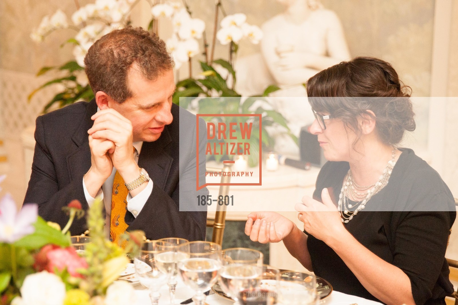 Brian Howell, Meredith Johnson, GETTY Hosts Leakey Foundation Dinner, US, April 24th, 2015,Drew Altizer, Drew Altizer Photography, full-service agency, private events, San Francisco photographer, photographer california