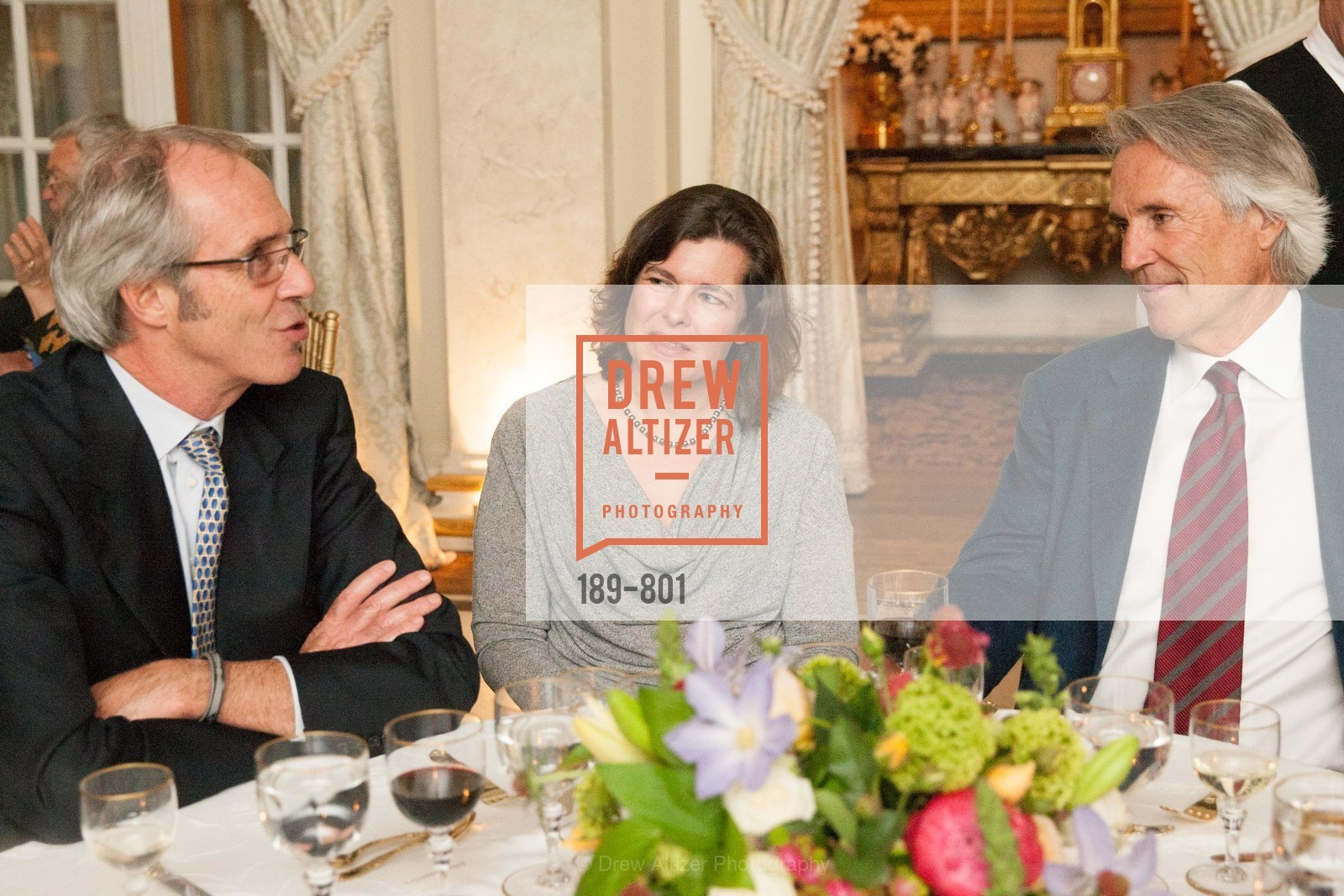 John Kunzweiler, Heather Heying, Bill Wirthlin, GETTY Hosts Leakey Foundation Dinner, US, April 23rd, 2015,Drew Altizer, Drew Altizer Photography, full-service agency, private events, San Francisco photographer, photographer california