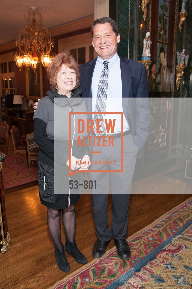 Kitty Omura, Rob Blumenschine, GETTY Hosts Leakey Foundation Dinner, US, April 23rd, 2015,Drew Altizer, Drew Altizer Photography, full-service agency, private events, San Francisco photographer, photographer california