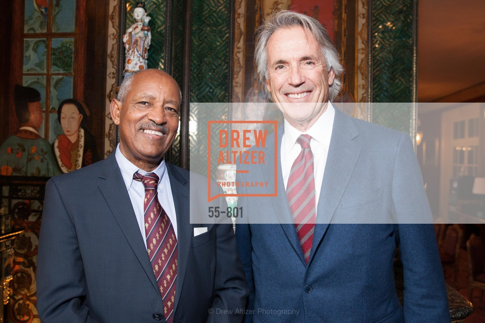 Derhame Asfaw, Bill Wirthlin, GETTY Hosts Leakey Foundation Dinner, US, April 23rd, 2015,Drew Altizer, Drew Altizer Photography, full-service agency, private events, San Francisco photographer, photographer california