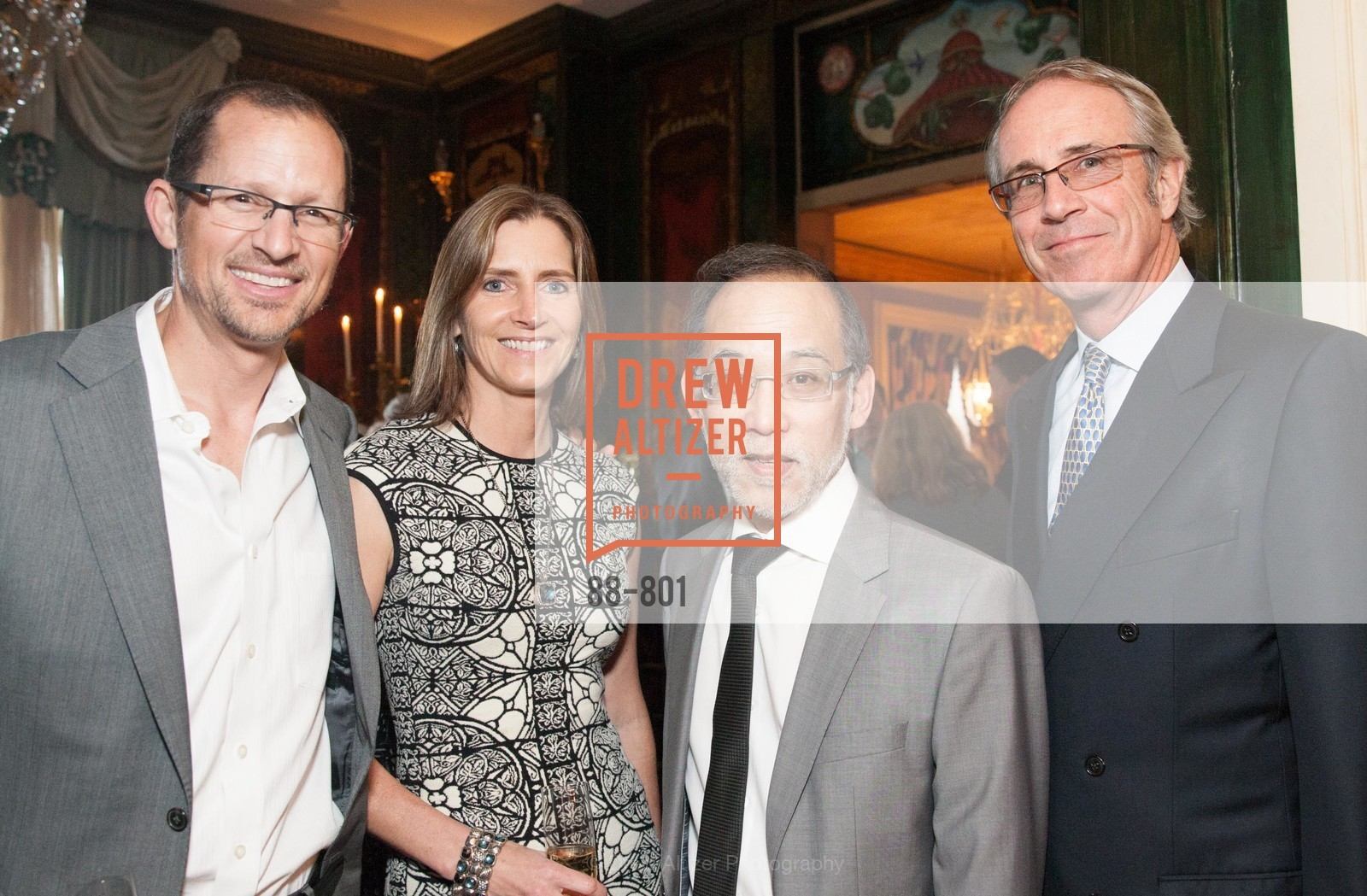 Jeff Maggioncalda, Anne Maggioncalda, John Mitani, John Kunzweiler, GETTY Hosts Leakey Foundation Dinner, US, April 24th, 2015,Drew Altizer, Drew Altizer Photography, full-service agency, private events, San Francisco photographer, photographer california