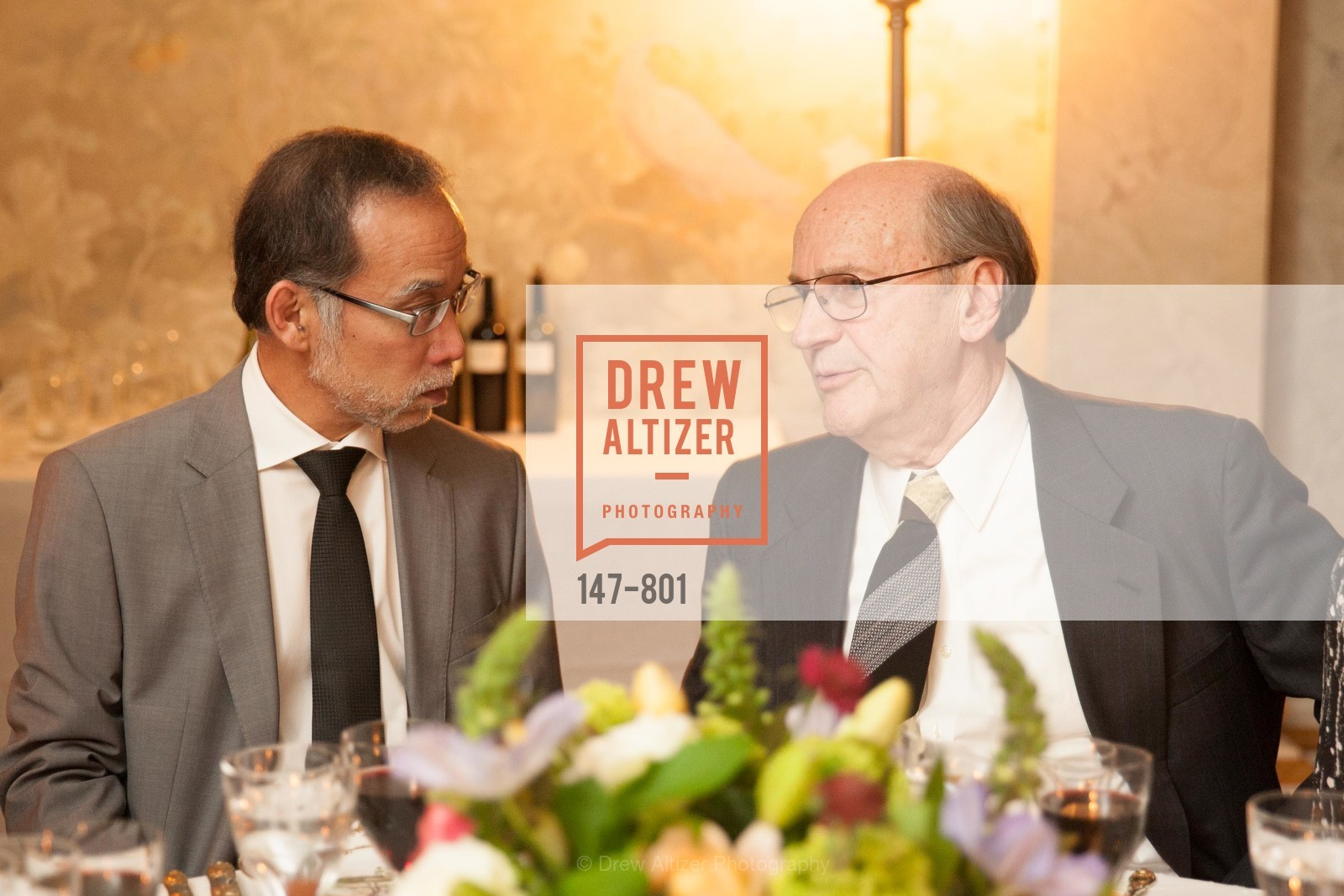 John Mitani, Kenneth Kaye, GETTY Hosts Leakey Foundation Dinner, US, April 24th, 2015,Drew Altizer, Drew Altizer Photography, full-service agency, private events, San Francisco photographer, photographer california