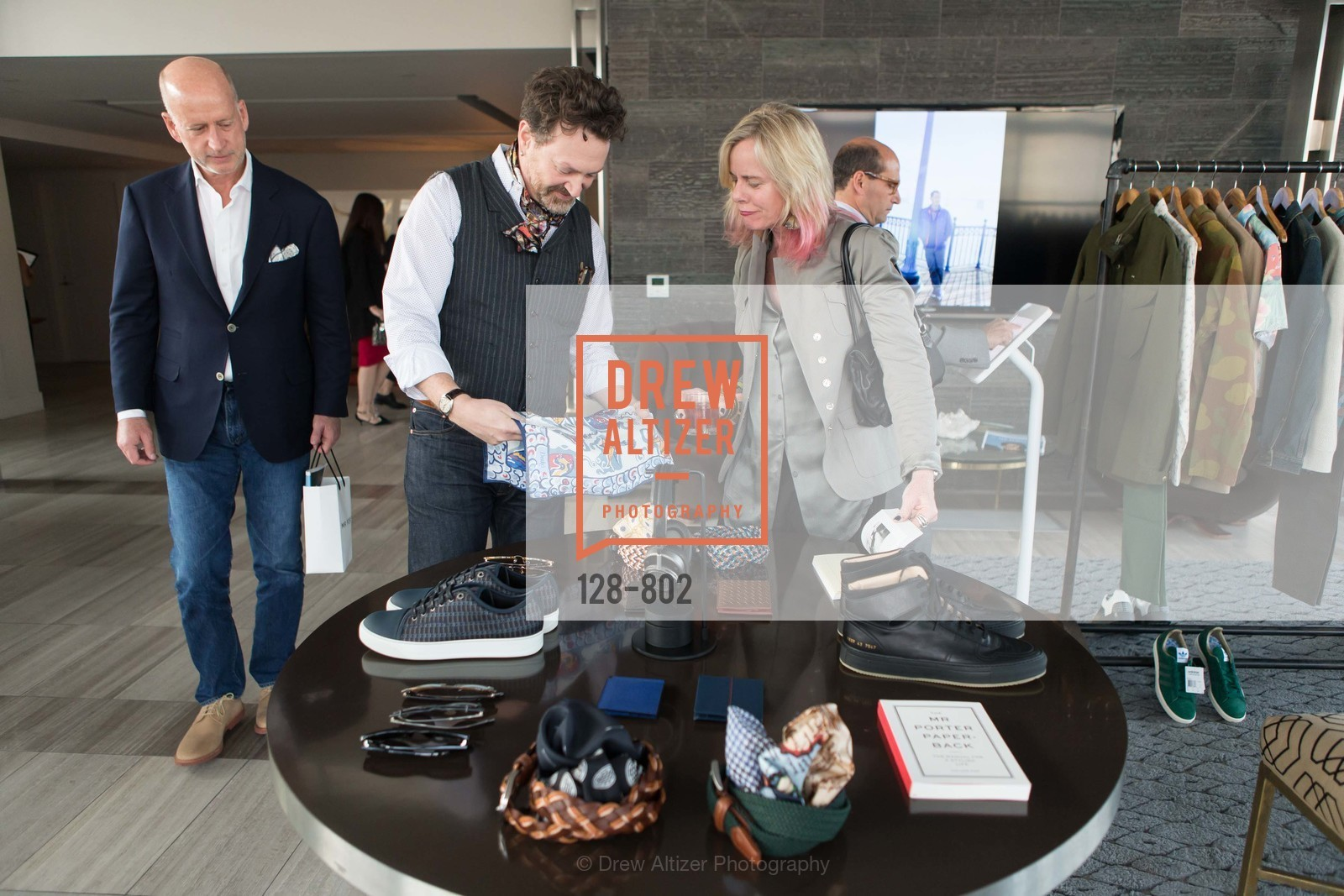 Gus Wallbolt, Paul D'Orleans, Susan McLaughlin, MR PORTER Celebrate The San Francisco Issue of The Journal, US, April 23rd, 2015,Drew Altizer, Drew Altizer Photography, full-service agency, private events, San Francisco photographer, photographer california