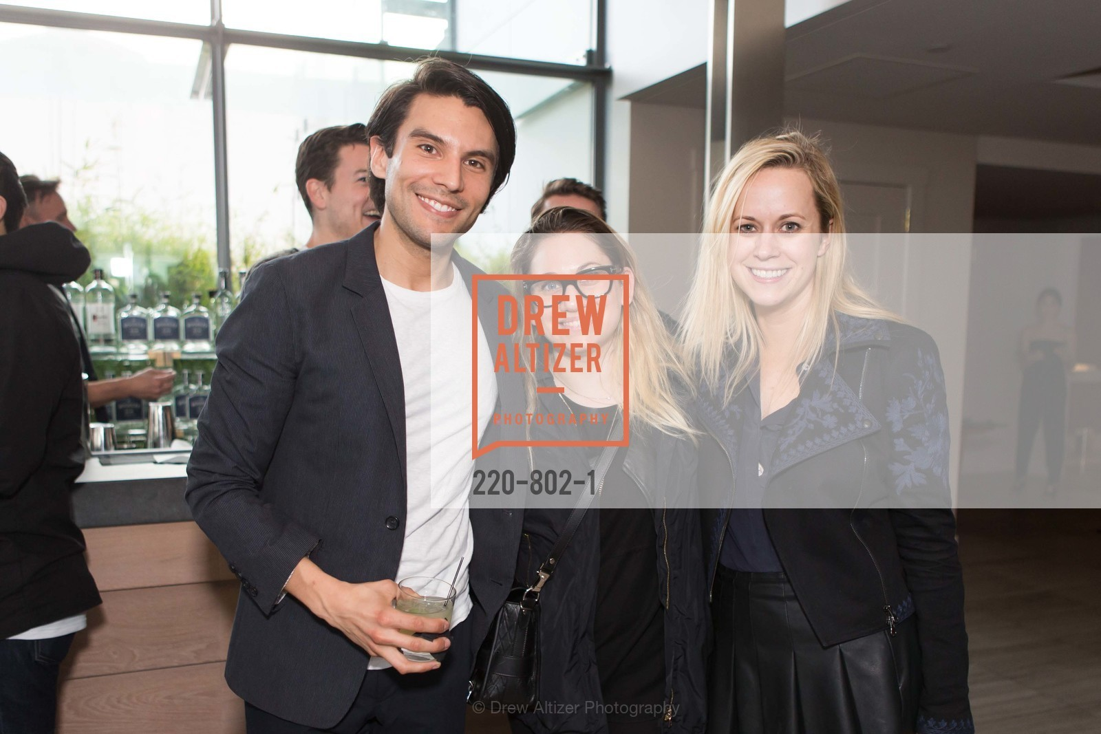 Carlos Rivera-Anaya, Hillary Sloan, Leanne Grit, MR PORTER Celebrate The San Francisco Issue of The Journal, US, April 24th, 2015,Drew Altizer, Drew Altizer Photography, full-service agency, private events, San Francisco photographer, photographer california
