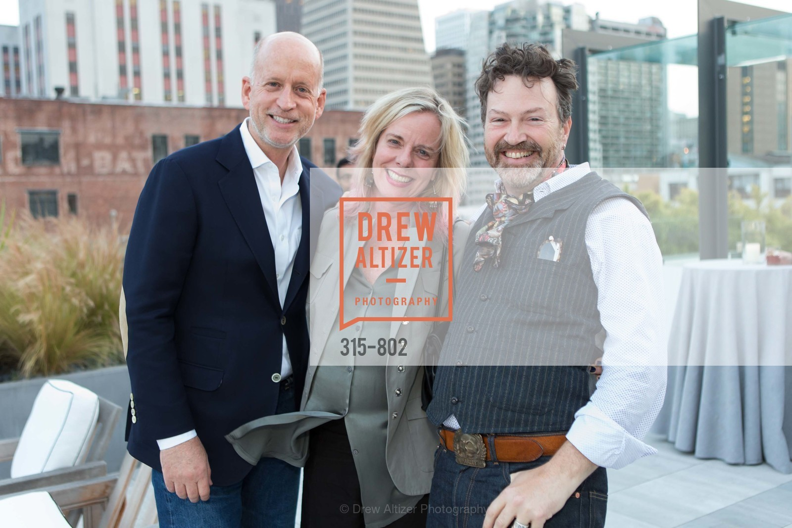 Gus Wallbolt, Susan McLaughlin, Paul D'Orleans, MR PORTER Celebrate The San Francisco Issue of The Journal, US, April 24th, 2015,Drew Altizer, Drew Altizer Photography, full-service event agency, private events, San Francisco photographer, photographer California