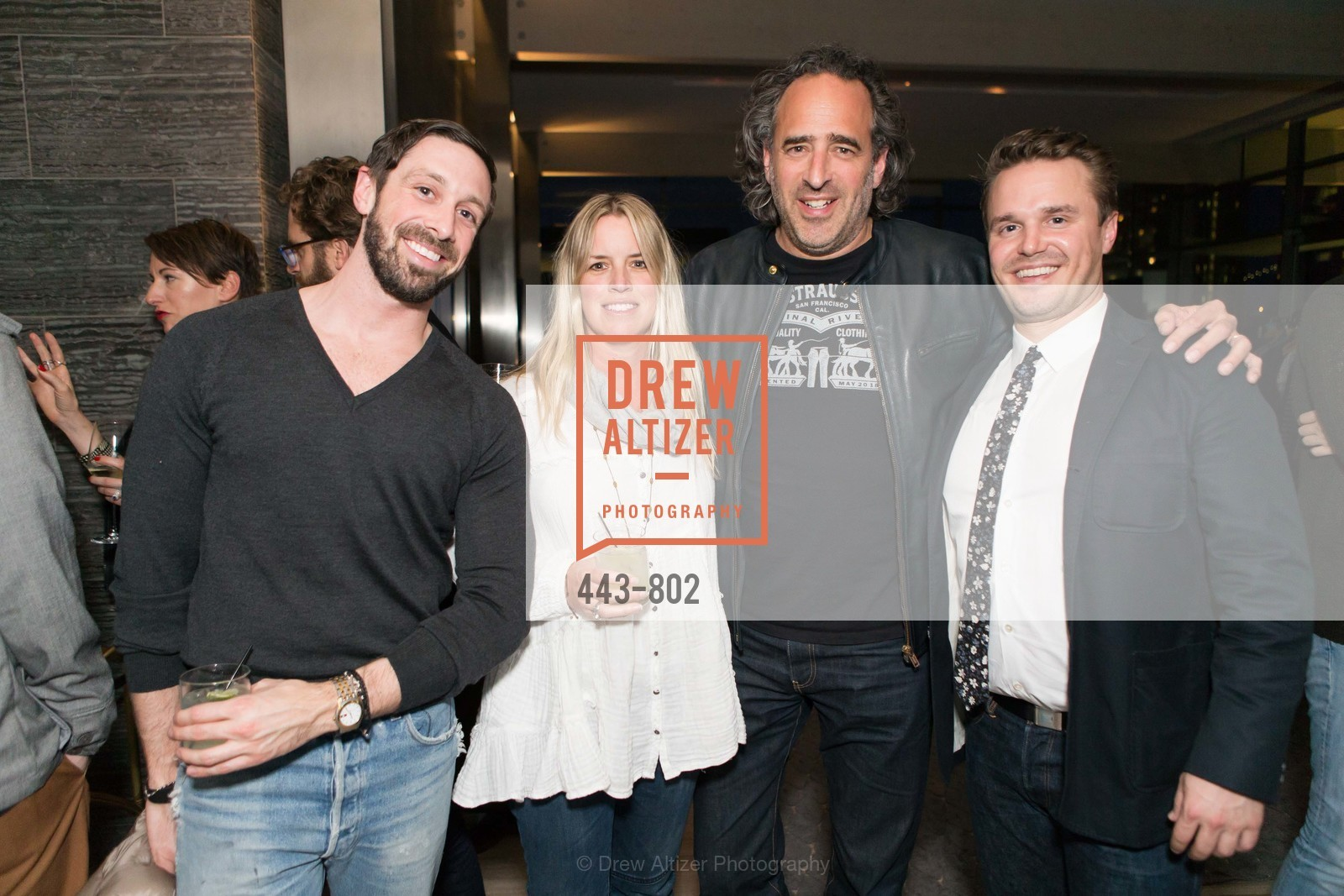 Jimmy Everett, Jackie Curly, JC Curly, Michael Krueger, MR PORTER Celebrate The San Francisco Issue of The Journal, US, April 23rd, 2015,Drew Altizer, Drew Altizer Photography, full-service agency, private events, San Francisco photographer, photographer california