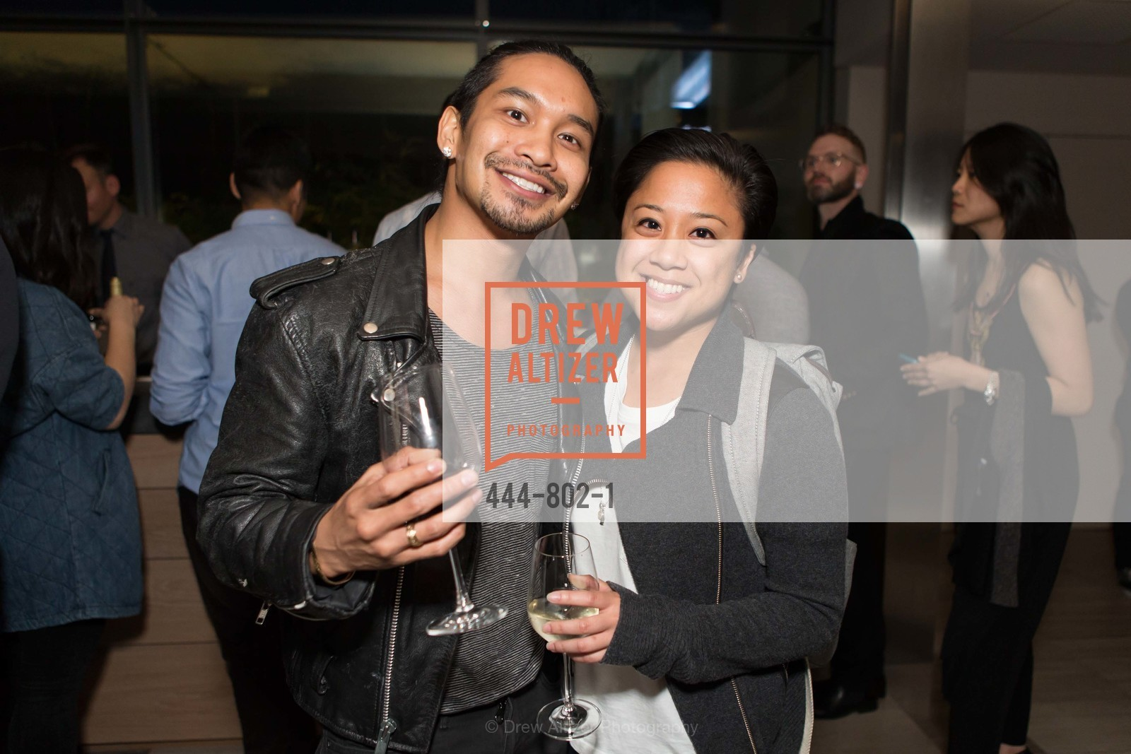 Raphael Sarmiento, Adrienne Nodado, MR PORTER Celebrate The San Francisco Issue of The Journal, US, April 24th, 2015,Drew Altizer, Drew Altizer Photography, full-service agency, private events, San Francisco photographer, photographer california