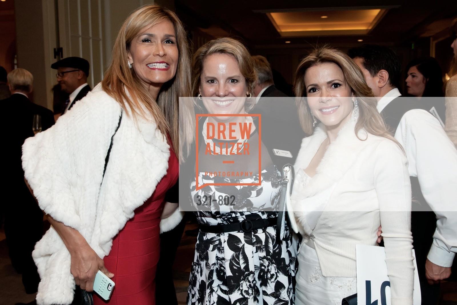 Sandy Littlefield, Dawn Kruger, Cristina Moustirats, Photo #321-802