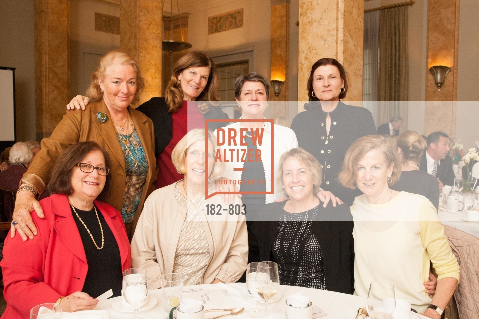 Extras, BURKE'S Alumnae Luncheon, April 24th, 2015, Photo,Drew Altizer, Drew Altizer Photography, full-service agency, private events, San Francisco photographer, photographer california