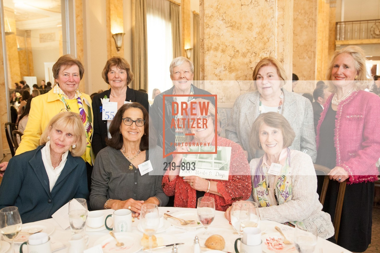 Sarah Glassie Griffith, Kate Lord, Gail Goldyne, Betsy Dohrmann, Victoria Fleischacker, BURKE'S Alumnae Luncheon, US, April 25th, 2015,Drew Altizer, Drew Altizer Photography, full-service agency, private events, San Francisco photographer, photographer california