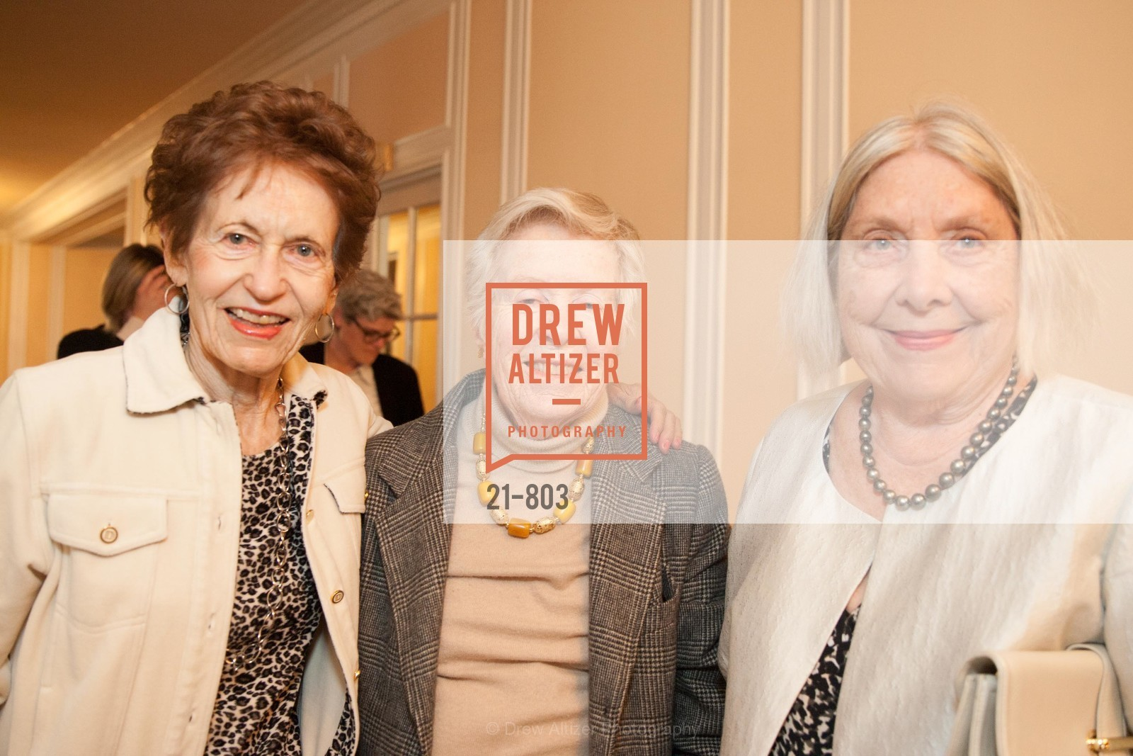 Louise Vejar, Mary Kelly, Joan Molfino, BURKE'S Alumnae Luncheon, US, April 25th, 2015,Drew Altizer, Drew Altizer Photography, full-service agency, private events, San Francisco photographer, photographer california