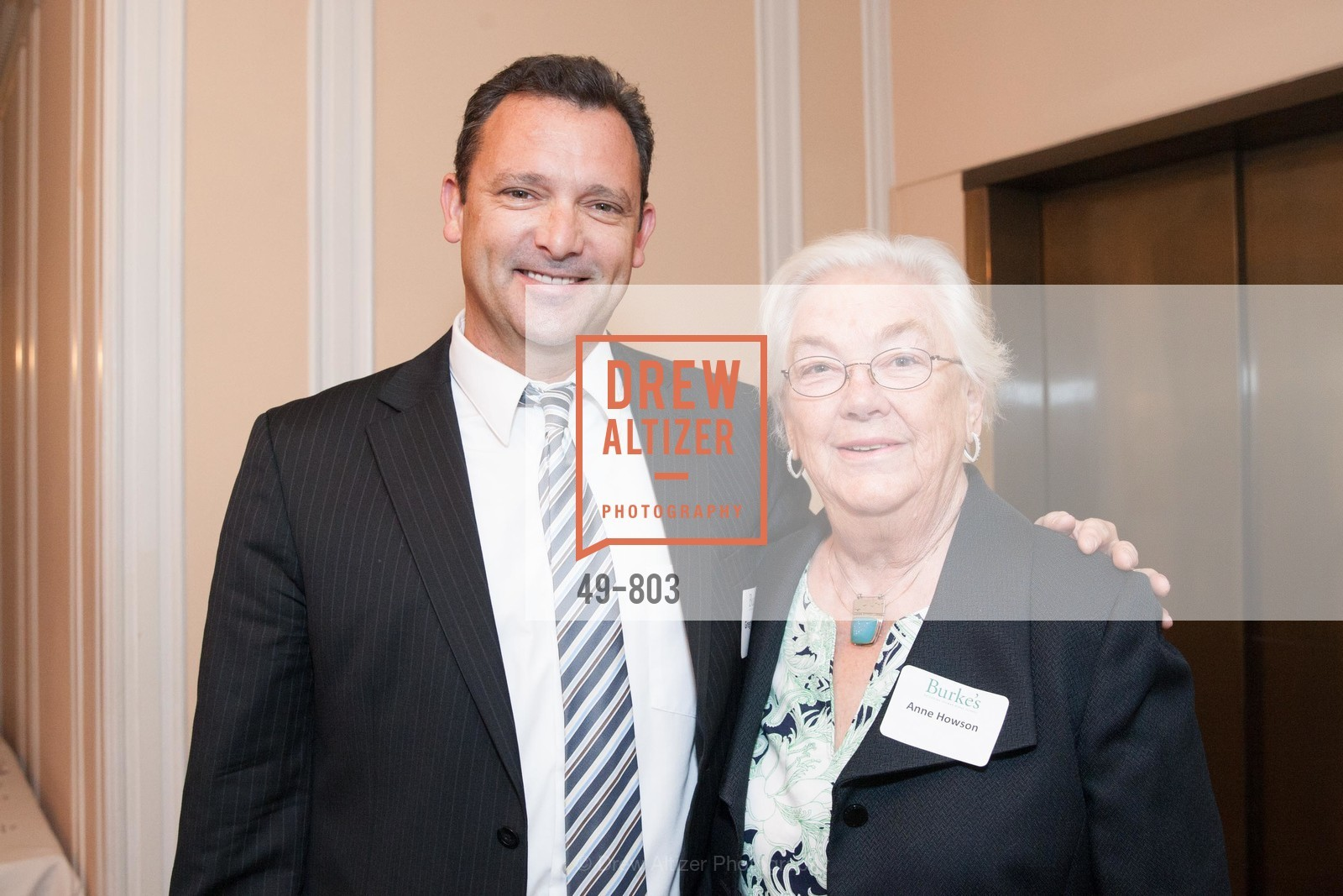 Greg Fortescue, Anne Howson, BURKE'S Alumnae Luncheon, US, April 25th, 2015,Drew Altizer, Drew Altizer Photography, full-service agency, private events, San Francisco photographer, photographer california