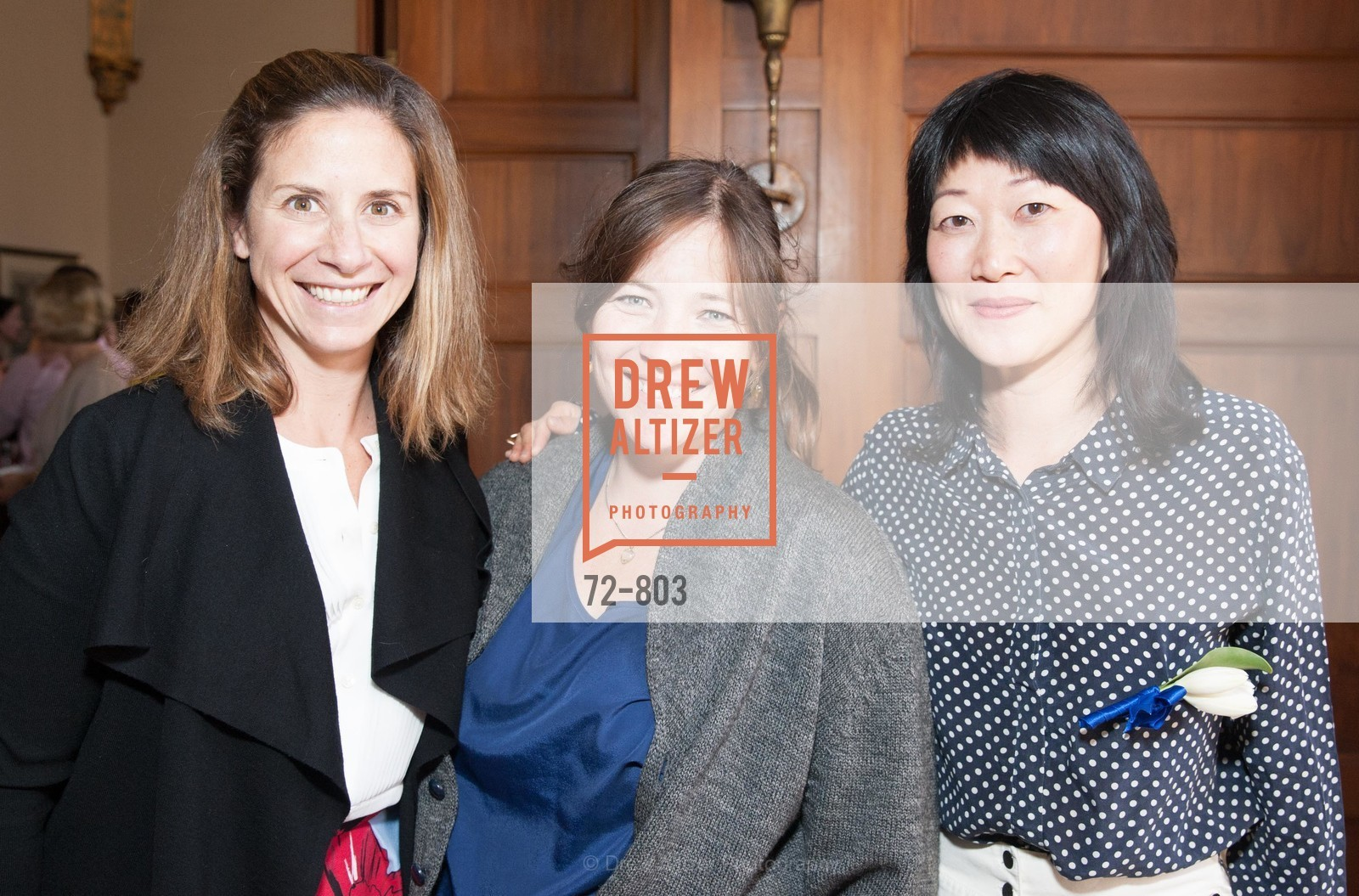 Sophia Middlebrooke Hayward, Sarah Estefor, Julia Kim, BURKE'S Alumnae Luncheon, US, April 25th, 2015,Drew Altizer, Drew Altizer Photography, full-service agency, private events, San Francisco photographer, photographer california