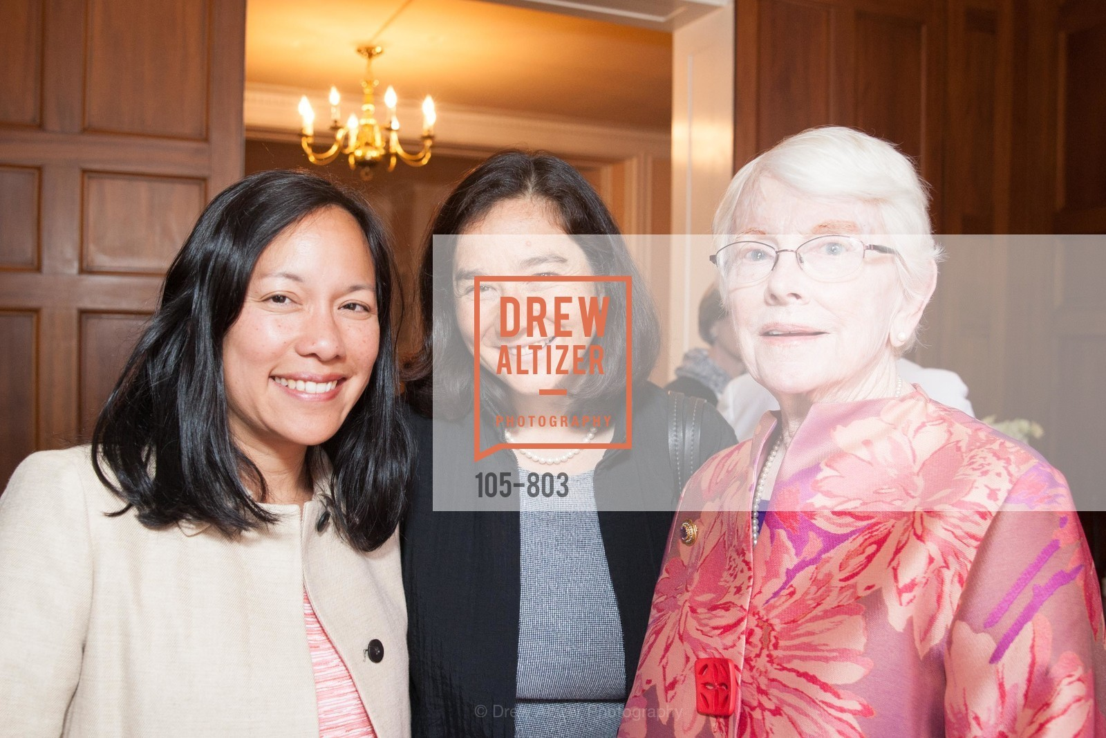 Julia Wong, Kate Ettinger, Julianna Pettit, BURKE'S Alumnae Luncheon, US, April 24th, 2015,Drew Altizer, Drew Altizer Photography, full-service agency, private events, San Francisco photographer, photographer california