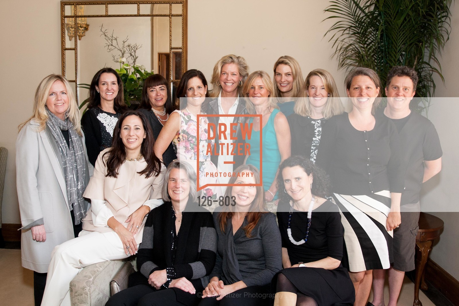 Heather Fullerton, Lindsey Dunkel, Margaret Grohne, Lisa Bransten, Mindy Henderson, Lila Schilling, Liza Schilling, BURKE'S Alumnae Luncheon, US, April 24th, 2015,Drew Altizer, Drew Altizer Photography, full-service agency, private events, San Francisco photographer, photographer california
