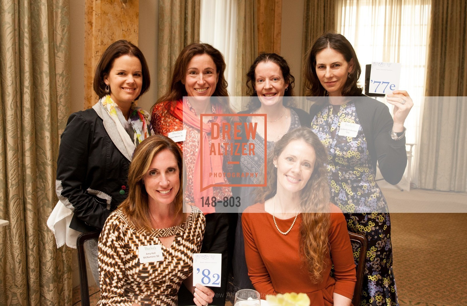 Margaux Biehle, Amy Hall, Claire Myers, Kimberly Fullerton, BURKE'S Alumnae Luncheon, US, April 24th, 2015,Drew Altizer, Drew Altizer Photography, full-service agency, private events, San Francisco photographer, photographer california