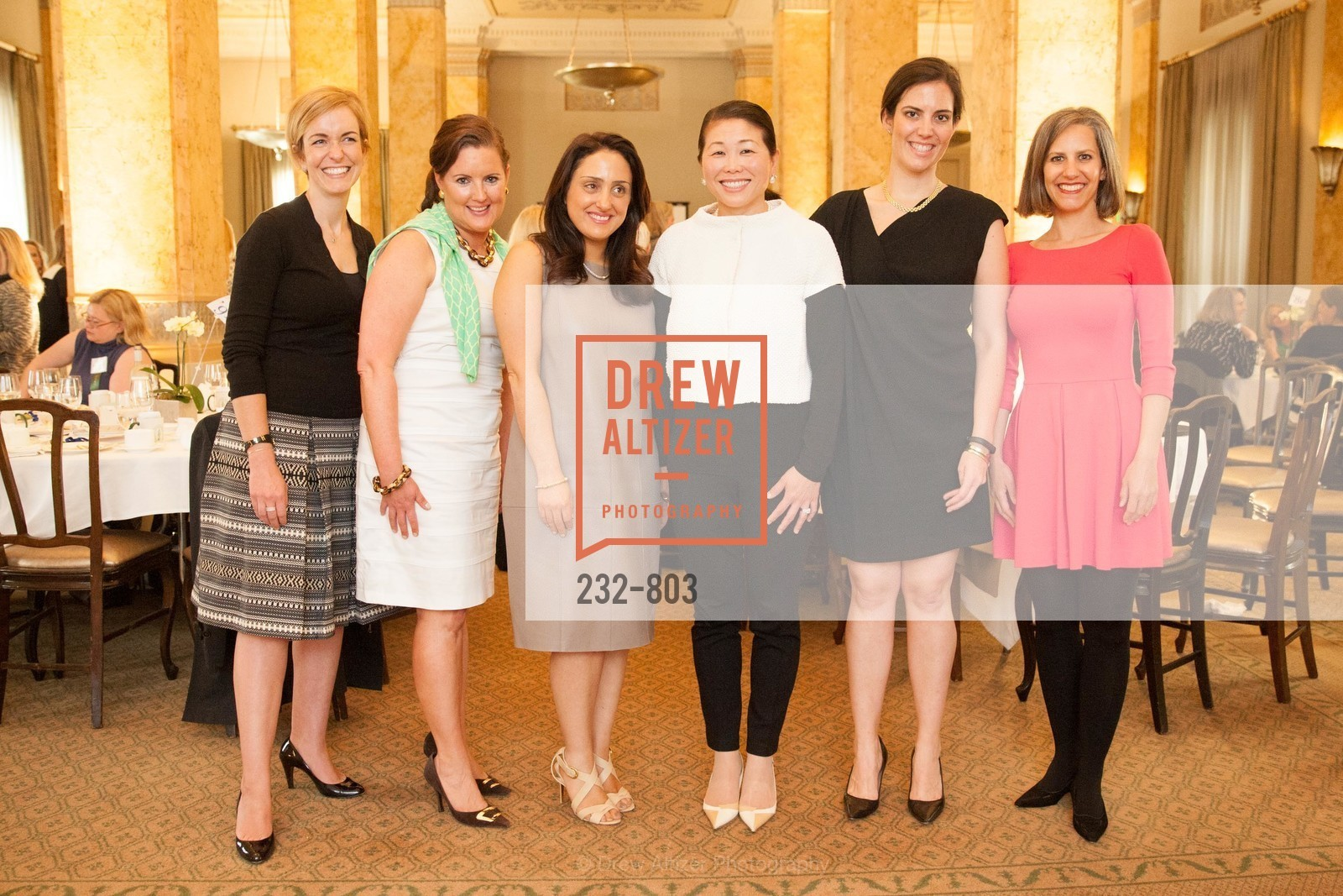 Jennifer Haas, Clara Abecassis, Amy Fowler Carlton, Bella Shen Garnett, Katy Congdon Williams, Gabrielle Kivitz, BURKE'S Alumnae Luncheon, US, April 25th, 2015,Drew Altizer, Drew Altizer Photography, full-service agency, private events, San Francisco photographer, photographer california