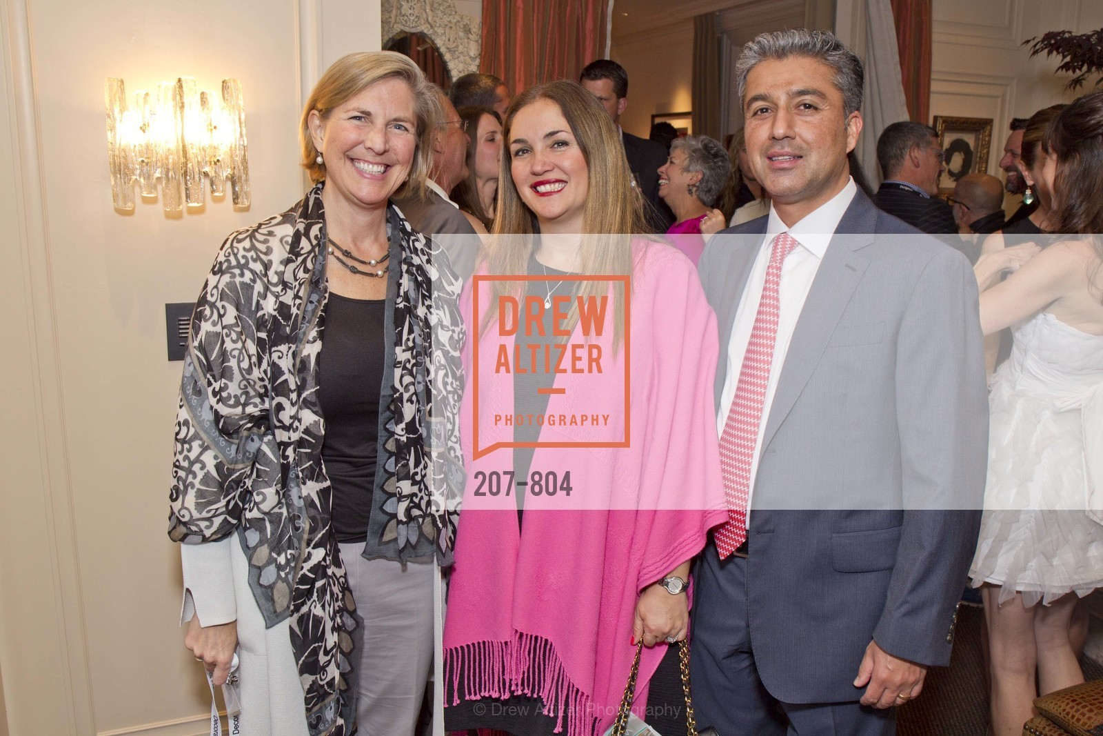 Julia Eells, Patty Ehsan, David Ehsan, San Francisco Decorator Showcase Opening Night Party, US, April 25th, 2015,Drew Altizer, Drew Altizer Photography, full-service agency, private events, San Francisco photographer, photographer california