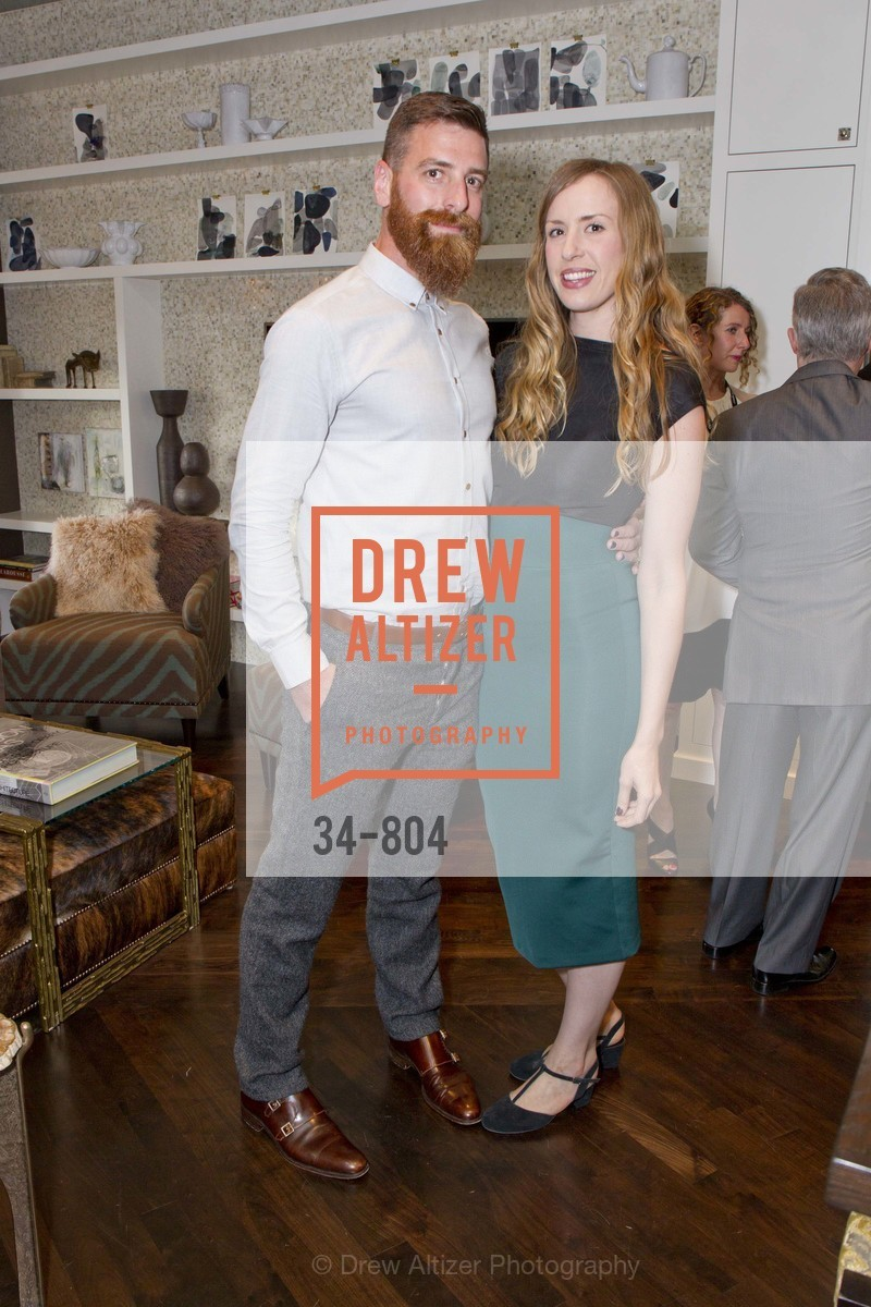Josh Hectle, Laura Webb, San Francisco Decorator Showcase Opening Night Party, US, April 25th, 2015,Drew Altizer, Drew Altizer Photography, full-service event agency, private events, San Francisco photographer, photographer California