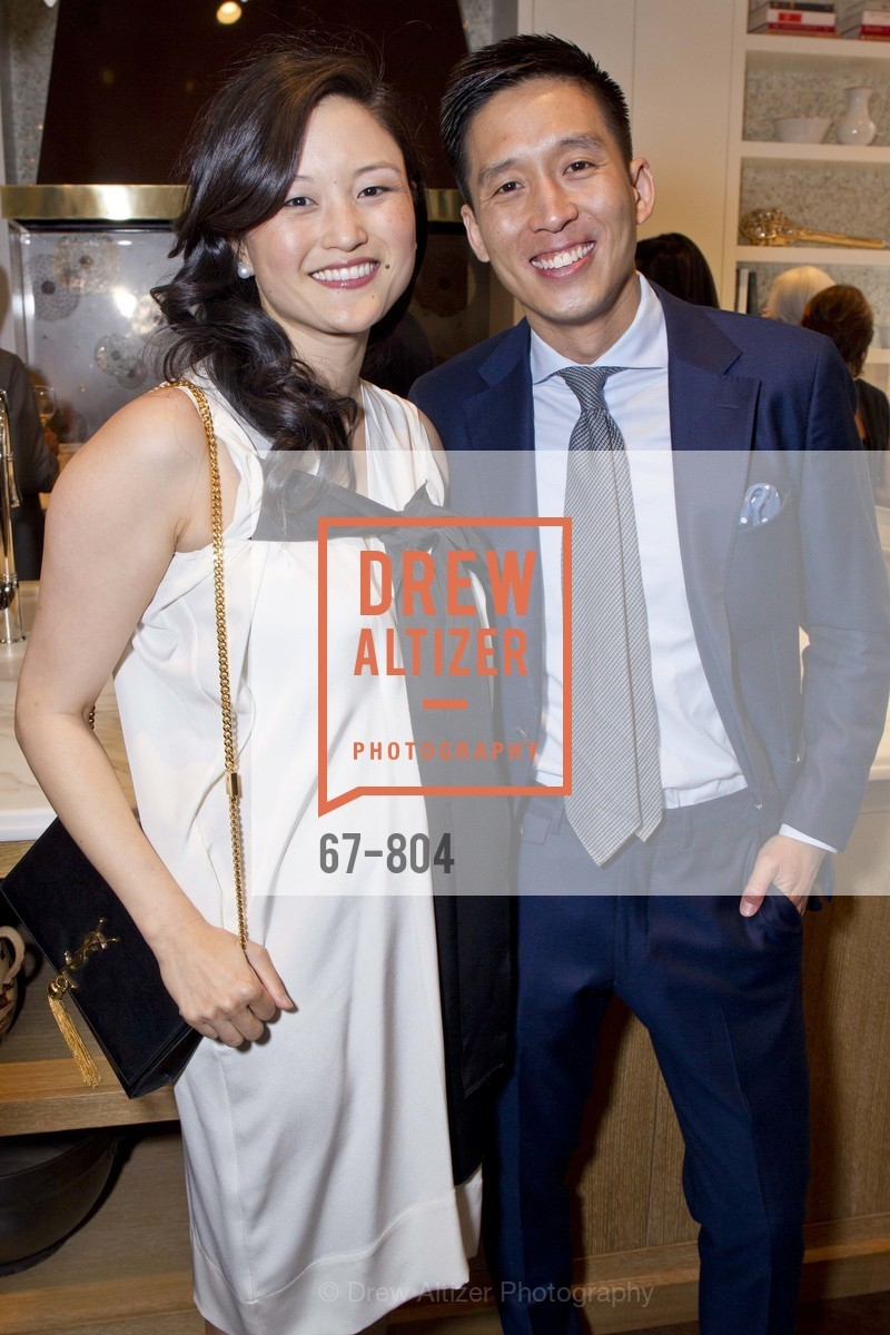 Catherine Kwong, Brian Kwong, San Francisco Decorator Showcase Opening Night Party, US, April 24th, 2015,Drew Altizer, Drew Altizer Photography, full-service agency, private events, San Francisco photographer, photographer california