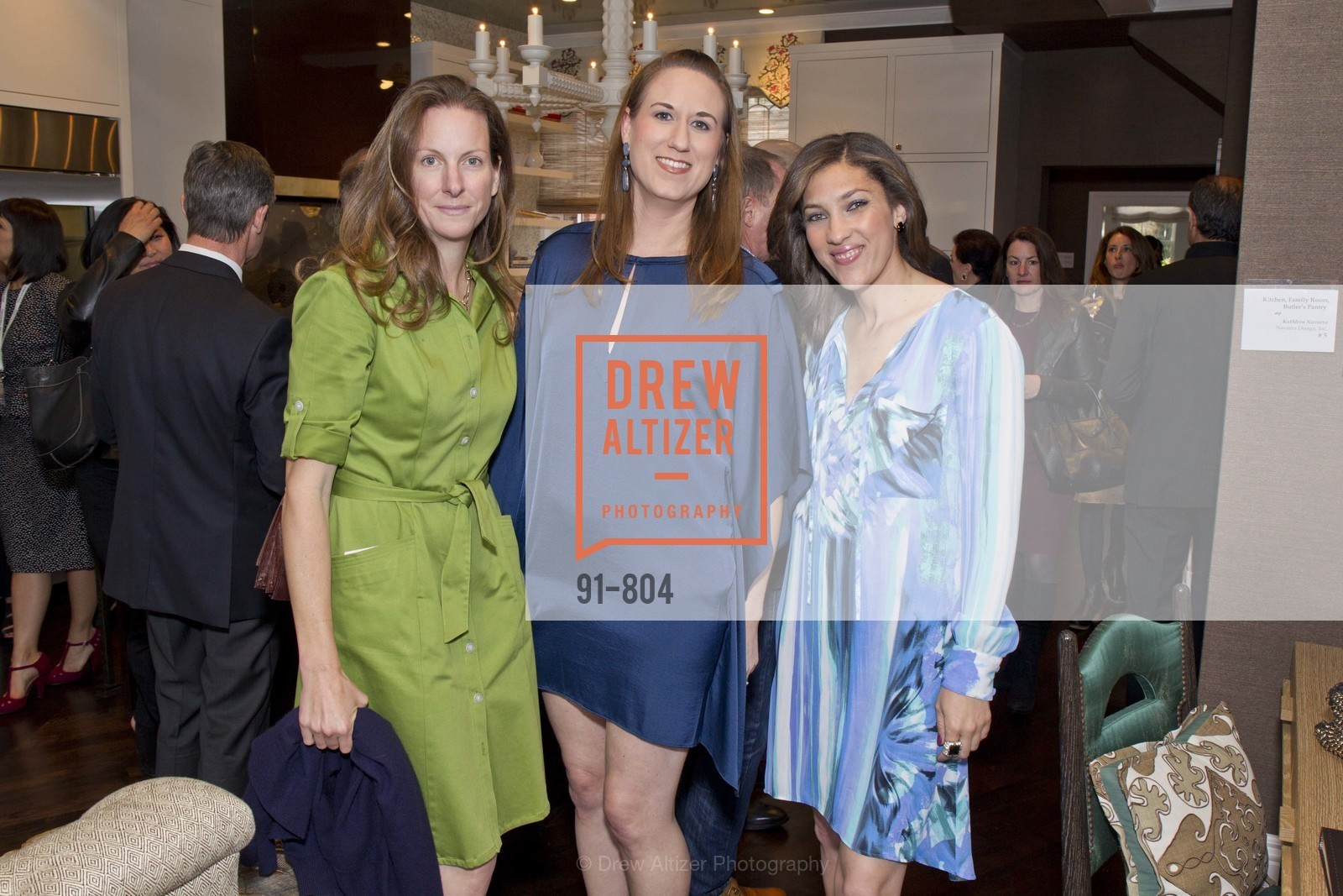 Justine Sears, Kelly Hohla, Jaimie Belew, San Francisco Decorator Showcase Opening Night Party, US, April 25th, 2015,Drew Altizer, Drew Altizer Photography, full-service agency, private events, San Francisco photographer, photographer california
