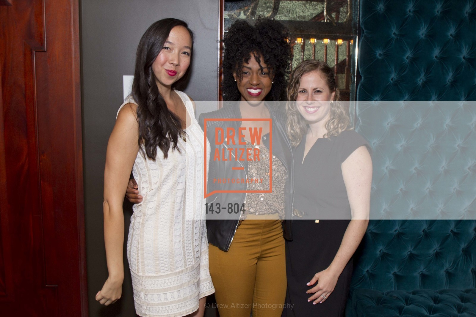 Lorraine Rowan, Kayla Newkirk, Tova Schachter, San Francisco Decorator Showcase Opening Night Party, US, April 25th, 2015,Drew Altizer, Drew Altizer Photography, full-service agency, private events, San Francisco photographer, photographer california