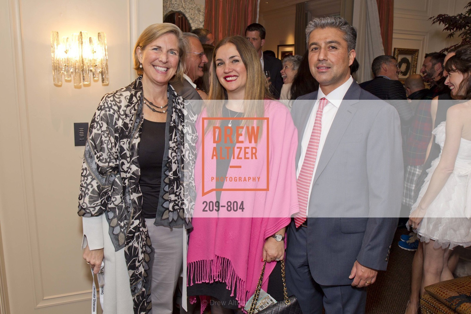 Julia Eells, Patty Ehsan, David Ehsan, San Francisco Decorator Showcase Opening Night Party, US, April 24th, 2015,Drew Altizer, Drew Altizer Photography, full-service agency, private events, San Francisco photographer, photographer california