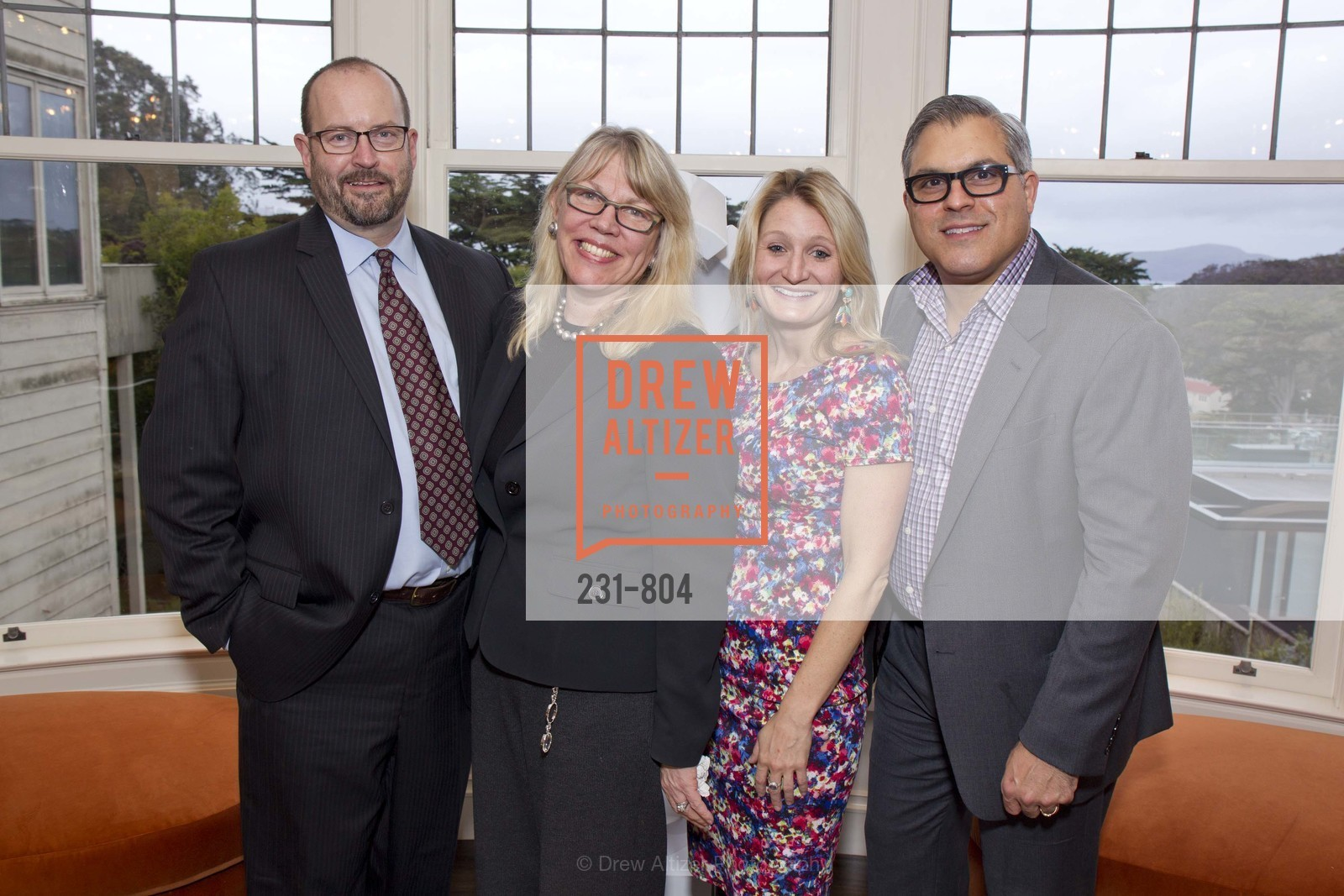 Dean MacCracken, Rachel Prater, Fleur Keyes, George Brazil, San Francisco Decorator Showcase Opening Night Party, US, April 25th, 2015,Drew Altizer, Drew Altizer Photography, full-service agency, private events, San Francisco photographer, photographer california