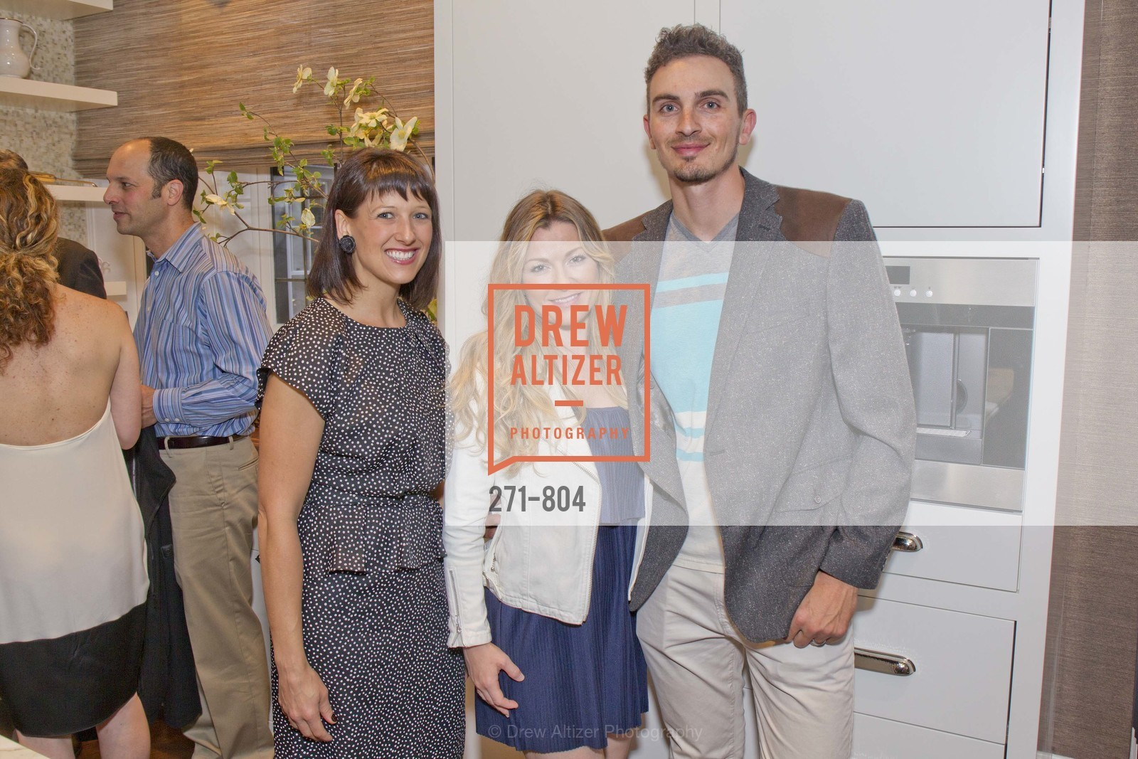 Sarah Pulse, Carrie Buyer, Jesse Buyer, San Francisco Decorator Showcase Opening Night Party, US, April 24th, 2015,Drew Altizer, Drew Altizer Photography, full-service agency, private events, San Francisco photographer, photographer california