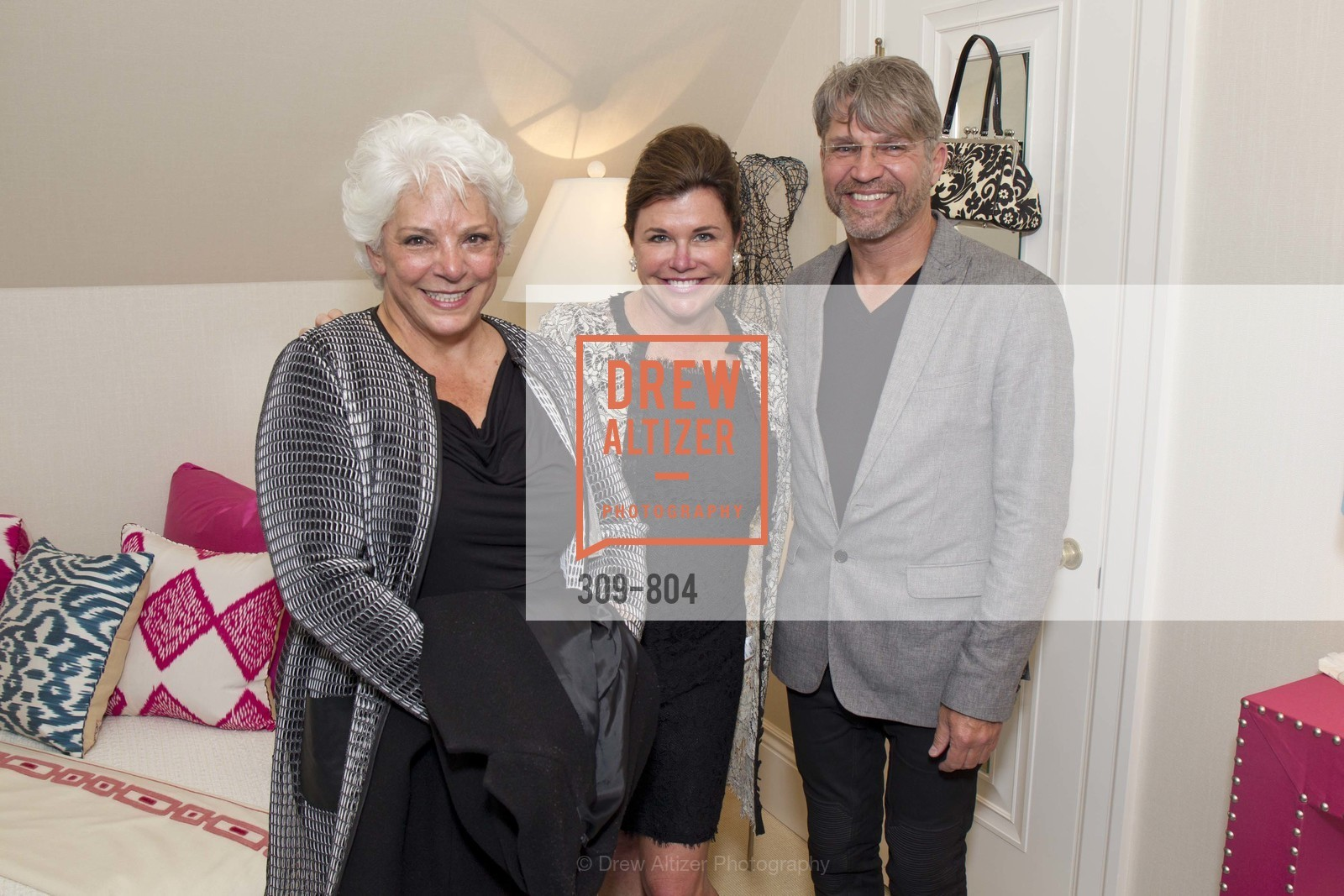 Marian Wheeler, Amy Weaver, James Hunter, San Francisco Decorator Showcase Opening Night Party, US, April 24th, 2015,Drew Altizer, Drew Altizer Photography, full-service agency, private events, San Francisco photographer, photographer california