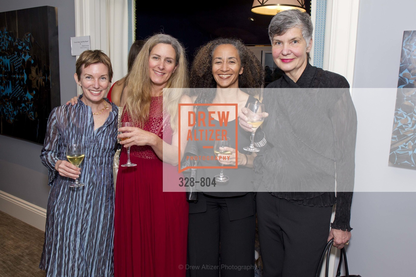 Cynthia Warren, Lisa Carol, Chris Evans, Suzie Stadler, San Francisco Decorator Showcase Opening Night Party, US, April 25th, 2015,Drew Altizer, Drew Altizer Photography, full-service agency, private events, San Francisco photographer, photographer california