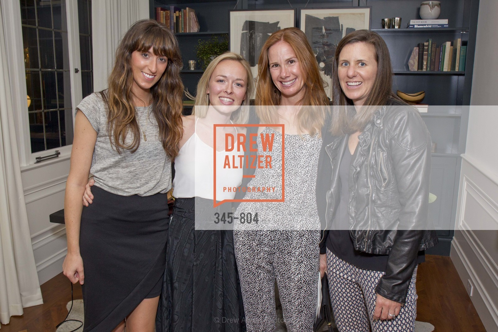 Chelsea Ledell, Brittany Haines, Jessica Donehower, Cindy Winship, San Francisco Decorator Showcase Opening Night Party, US, April 25th, 2015,Drew Altizer, Drew Altizer Photography, full-service event agency, private events, San Francisco photographer, photographer California