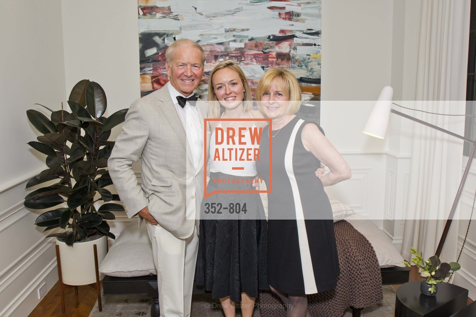 Jeff Haines, Brittany Haines, Patty Haines, San Francisco Decorator Showcase Opening Night Party, US, April 24th, 2015,Drew Altizer, Drew Altizer Photography, full-service agency, private events, San Francisco photographer, photographer california