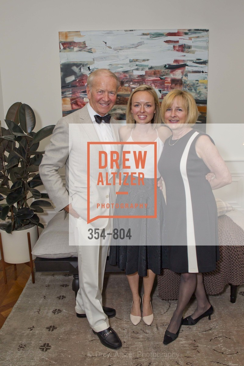 Jeff Haines, Brittany Haines, Patty Haines, San Francisco Decorator Showcase Opening Night Party, US, April 25th, 2015,Drew Altizer, Drew Altizer Photography, full-service agency, private events, San Francisco photographer, photographer california