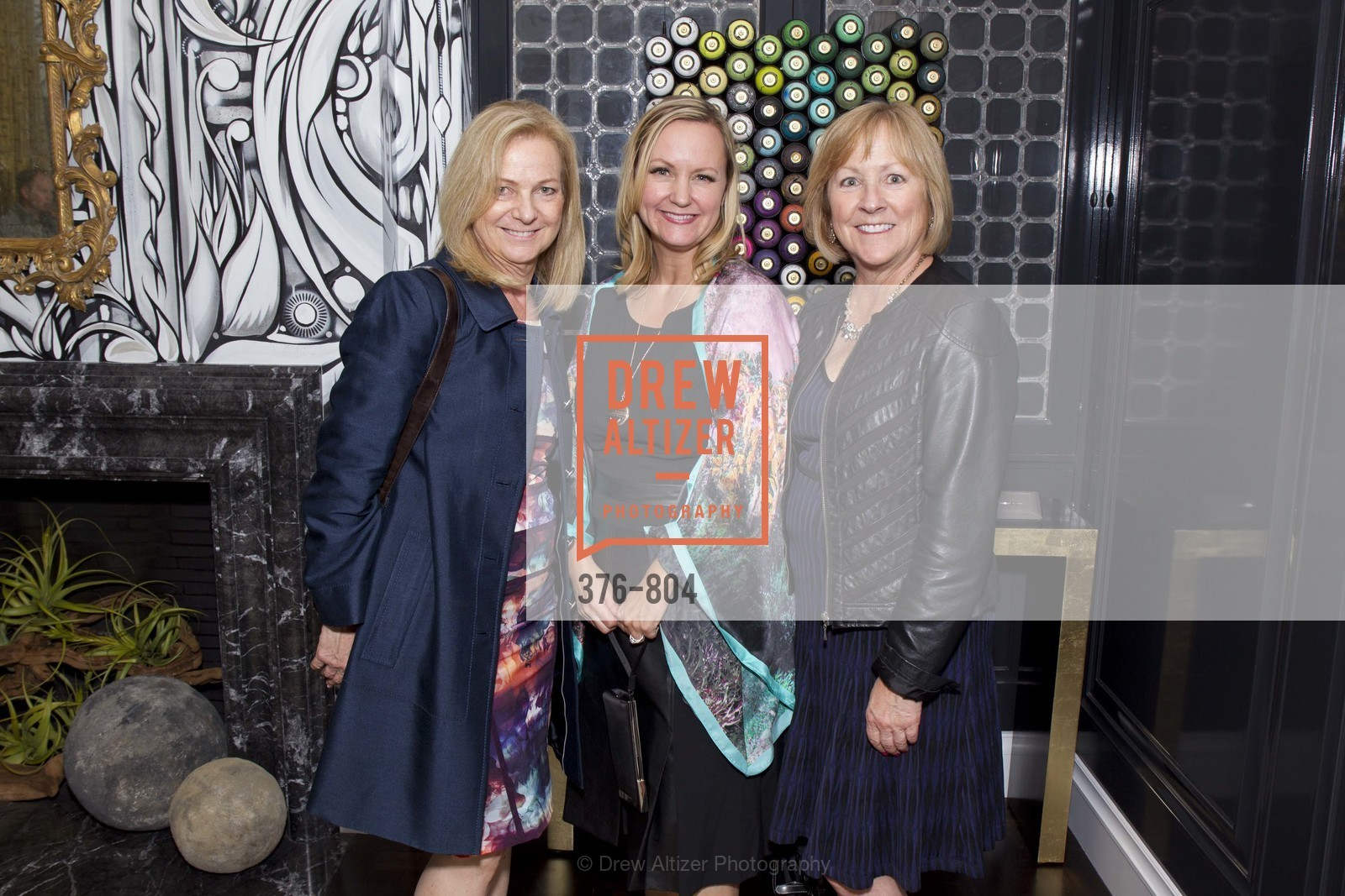 Jana Magginetti, Melanie Coddington, Diane Elcan, San Francisco Decorator Showcase Opening Night Party, US, April 25th, 2015,Drew Altizer, Drew Altizer Photography, full-service agency, private events, San Francisco photographer, photographer california