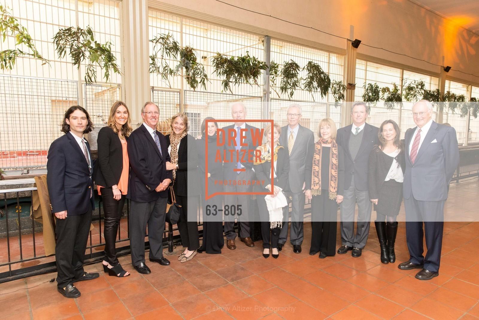 Tad Moore, Katharine Morris, Jamie Greene, Marritje Greene, Isabel Moore, Stephanie Keeney, Bob Keeney, Sandra Morris, John Stewart, Sue Stewart, George Morris, Photo #63-805