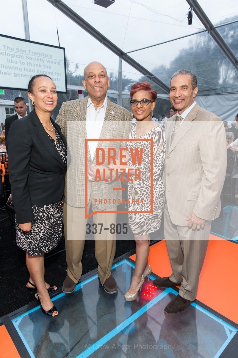 Naomi Kelly, Orlando Cepeda, Renel Brooks-Moon, Harlan Kelly, Photo #337-805