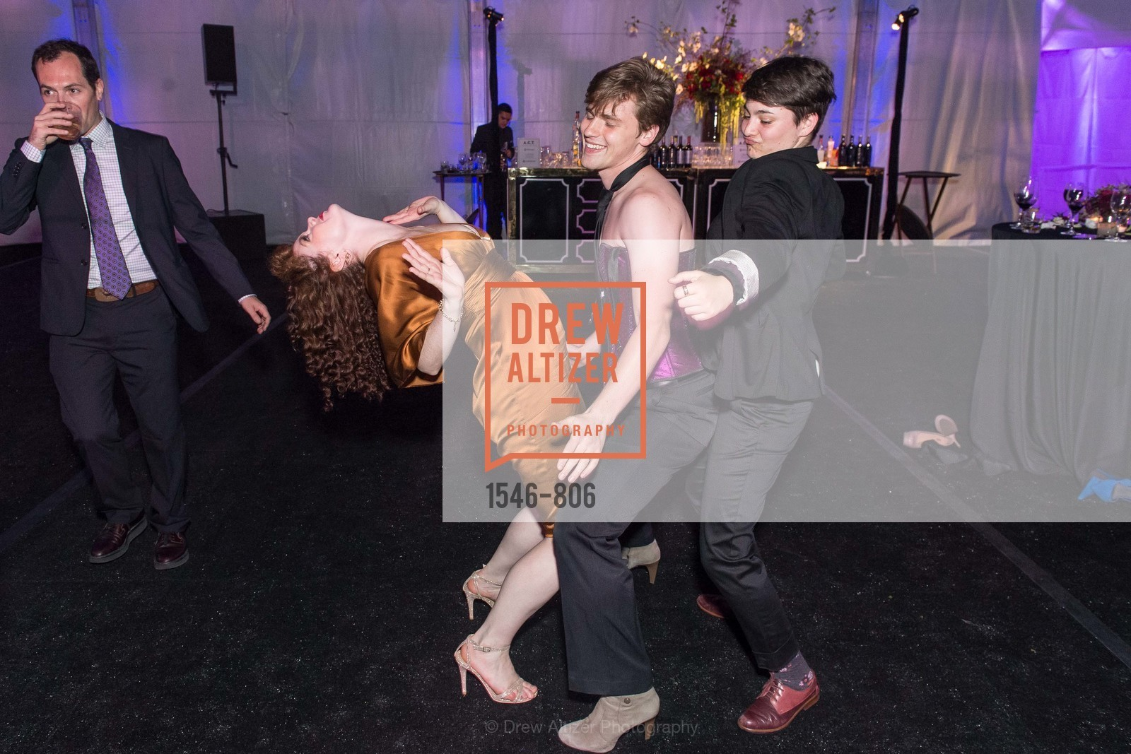 Dance Floor, A.C.T. Gala Come Get Stranded, US, April 26th, 2015