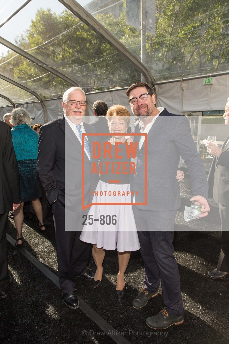 Armistead Maupin, Carey Perloff, Mark Rucker, A.C.T. Gala Come Get Stranded, US, April 26th, 2015,Drew Altizer, Drew Altizer Photography, full-service agency, private events, San Francisco photographer, photographer california