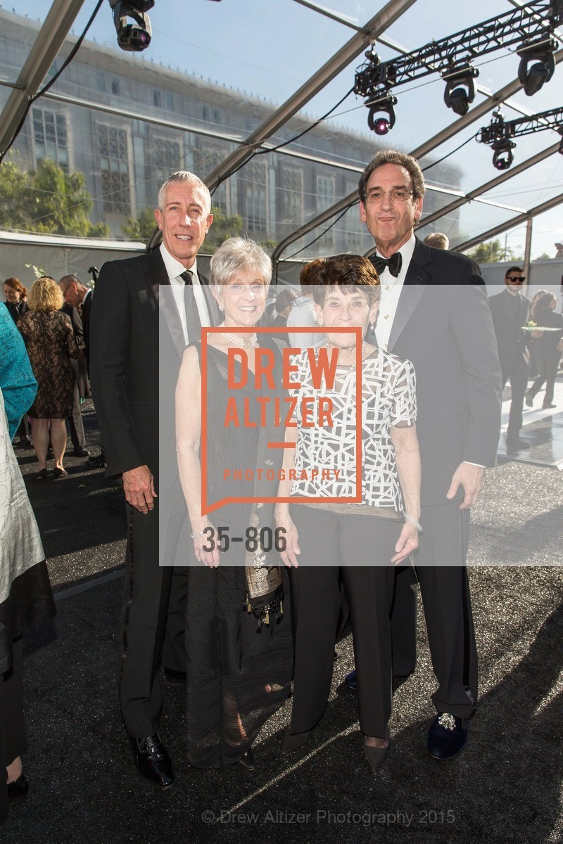 Tim Whalen, Nancy Livingston, Frannie Fleishhacker, Fred Levin, A.C.T. Gala Come Get Stranded, US, April 25th, 2015,Drew Altizer, Drew Altizer Photography, full-service agency, private events, San Francisco photographer, photographer california