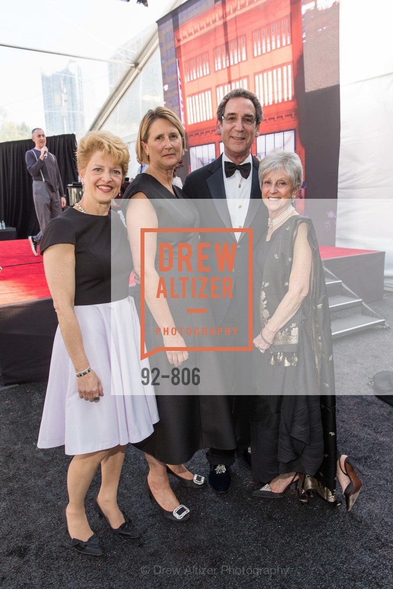 Carey Perloff, Prisca Geeslin, Fred Levin, Nancy Livingston, A.C.T. Gala Come Get Stranded, US, April 25th, 2015,Drew Altizer, Drew Altizer Photography, full-service agency, private events, San Francisco photographer, photographer california